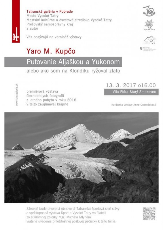 Obrázok: Putovanie Aljaškou a Yukonom - Yaro M. Kupčo