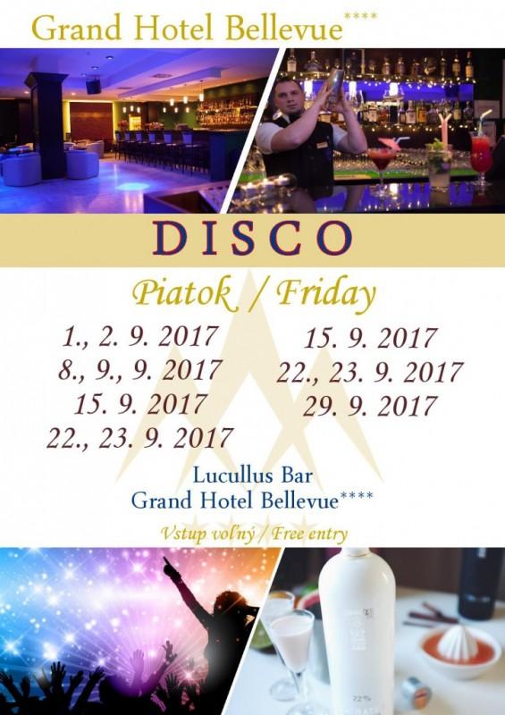 Obrázok: Disco v Grand Hoteli Bellevue