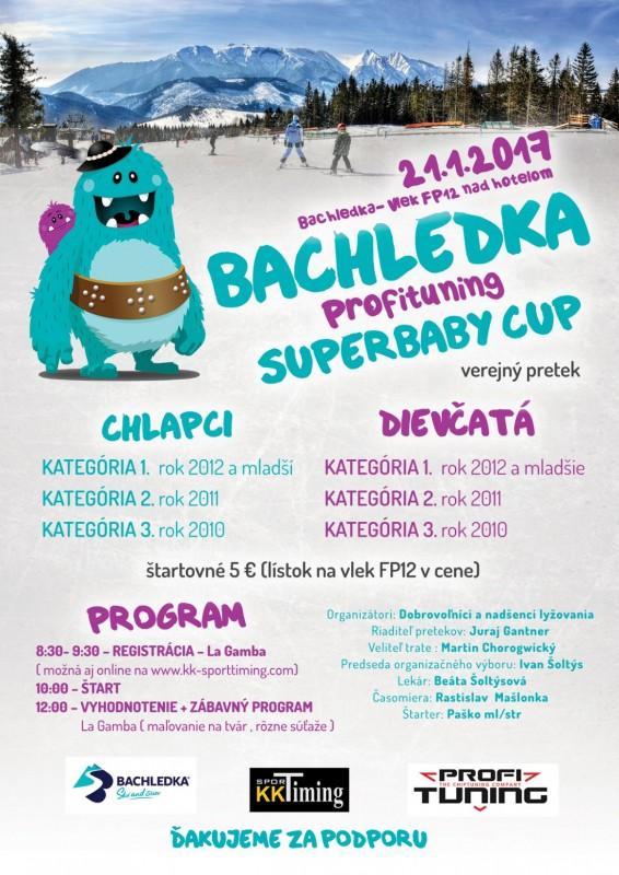 Obrázok: Bachledka Profituning Superbaby cup