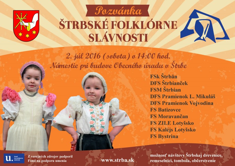 Obrázok: Štrbské folklórne slávnosti