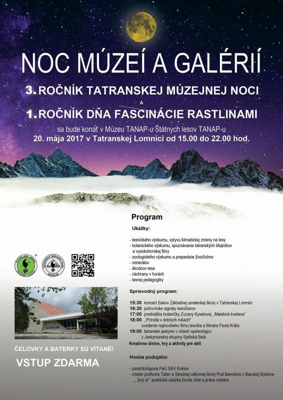 Obrázok: Noc múzeí tento rok opäť aj v Tatranskej Lomnici