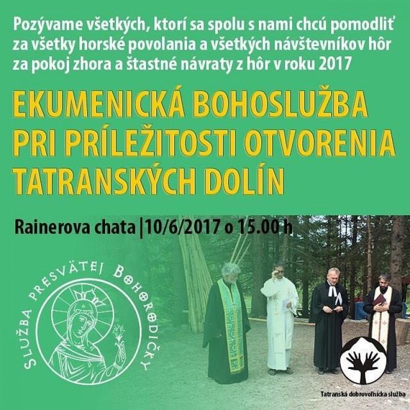 Obrázok: Ekumenická bohoslužba