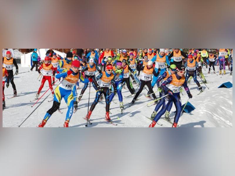 Obrázok: Fanúškovia bežeckého lyžovania sa stretli na Štrbskom Plese