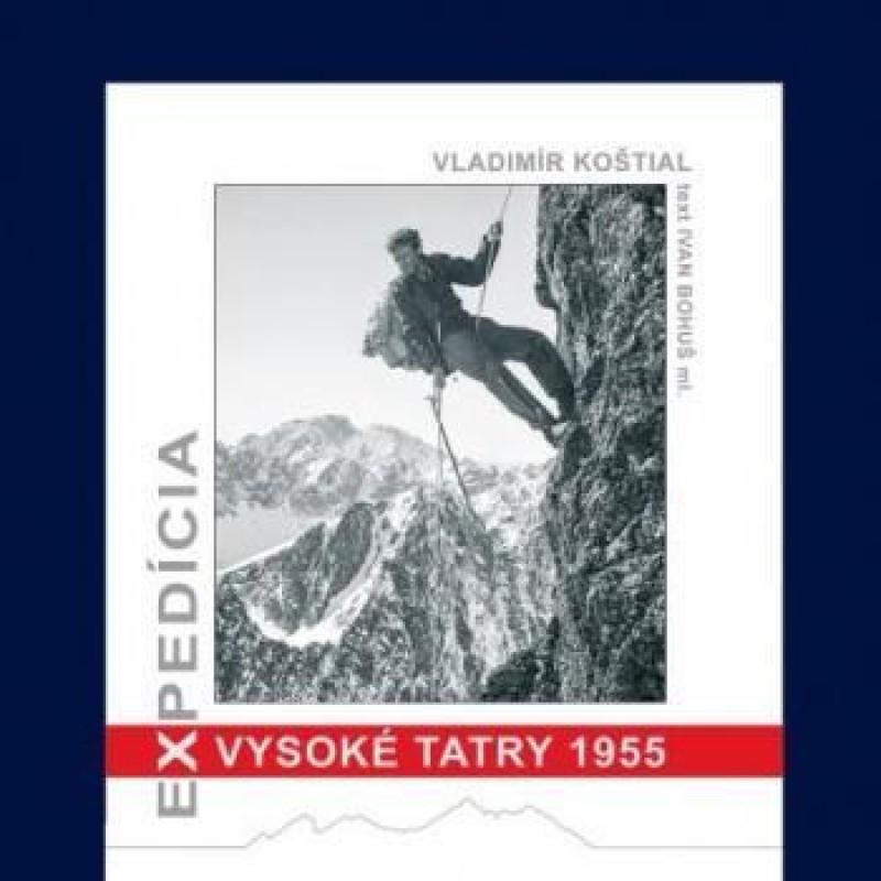 Obrázok: Expedícia Vysoké Tatry 1955