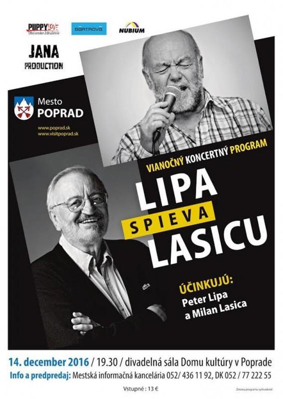 Obrázok: Lipa spieva Lasicu