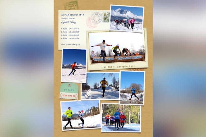 Obrázok: Zimná bežecká séria už pozná všetkých víťazov
