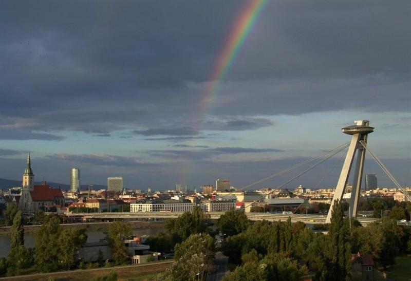 Obrázok: Bratislava, mesto uprostred prírody