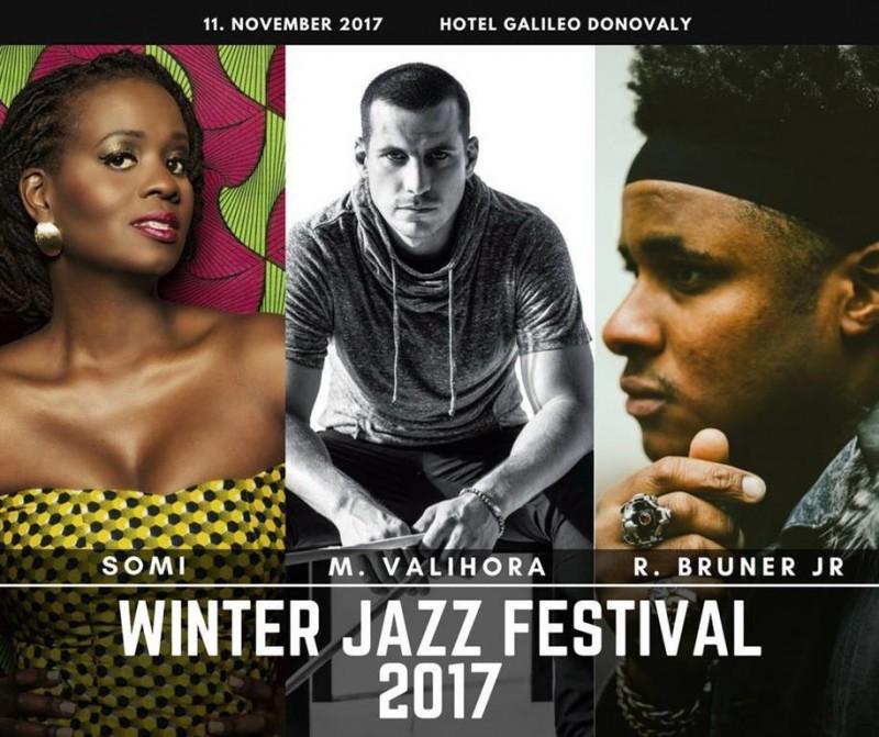 Obrázok: Winter jazz festival 2017