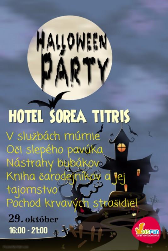 Obrázok: Halloween Párty v Hotel Sorea Titris - 29.10.