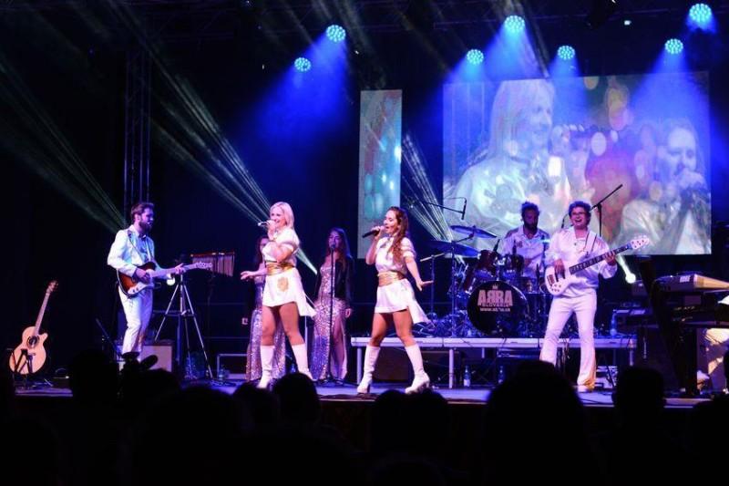 Obrázok: ABBA Slovakia tour
