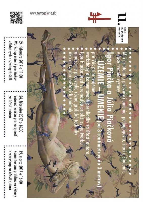 Obrázok: Komentovaná výstava a workshop s I. Piačkom
