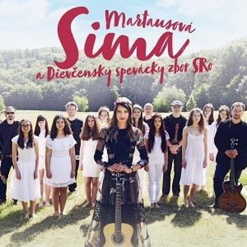 Obrázok: Sima Martausová a Dievčenský spevácky zbor