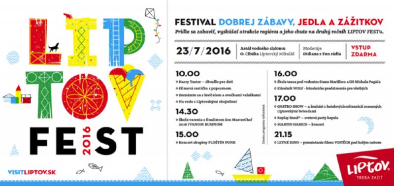 Obrázok: LIPTOV FEST 2016