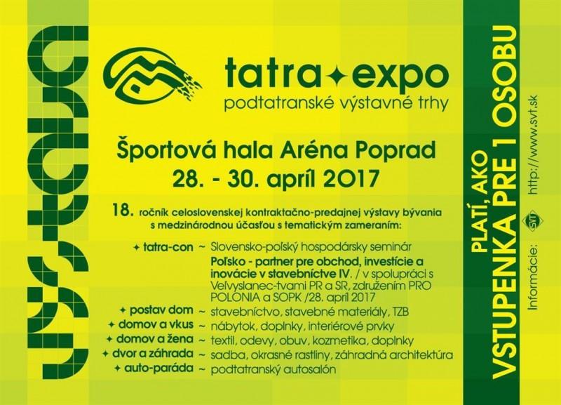 Obrázok: TATRA EXPO 2017