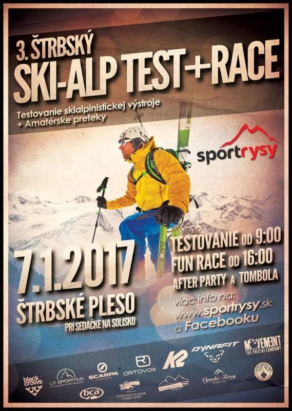 Obrázok: 3. Štrbský SKI-ALP TEST + RACE
