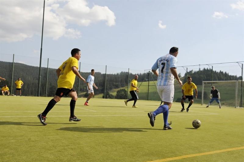 Obrázok: Futbalový turnaj SNP - Memoriál E. Lacku