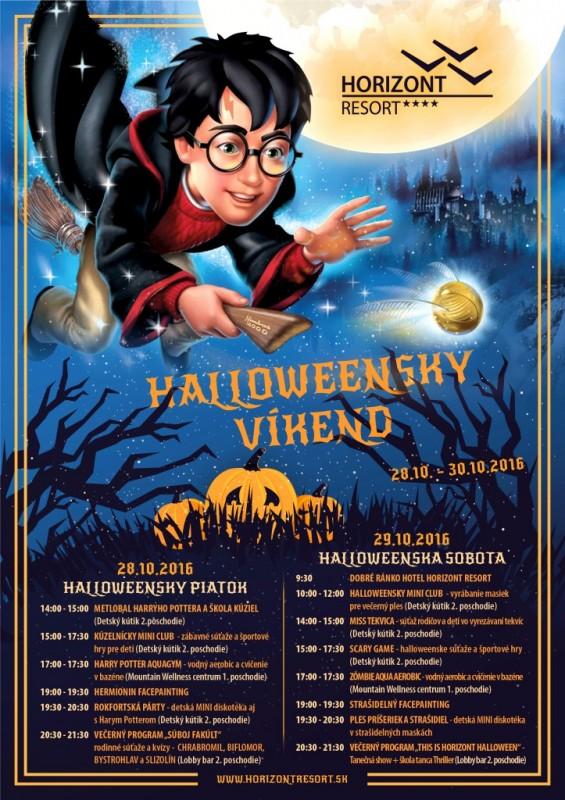 Obrázok: Halloweensky víkend v Hoteli Horizont