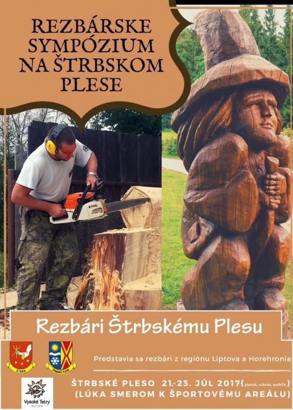 Obrázok: Rezbárske sympózium