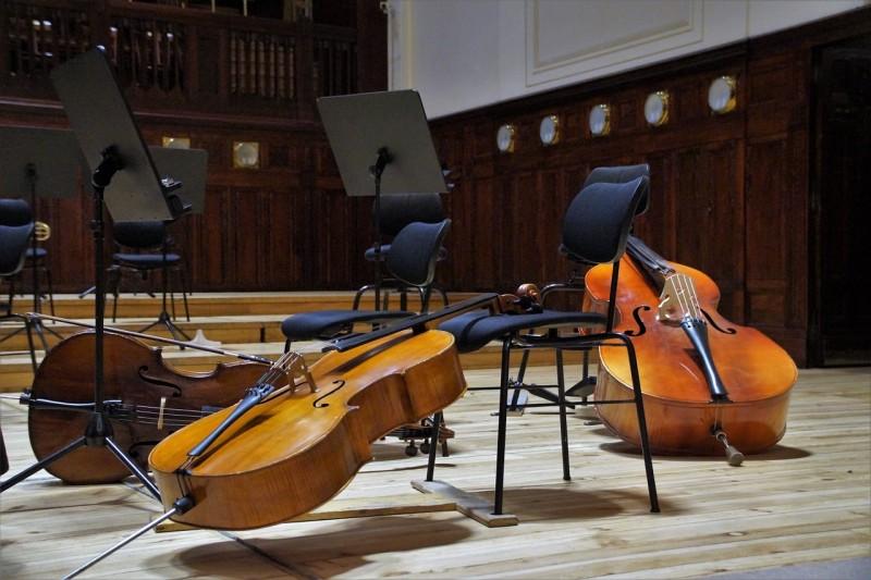 Obrázok: Orchester ľudových nástrojov