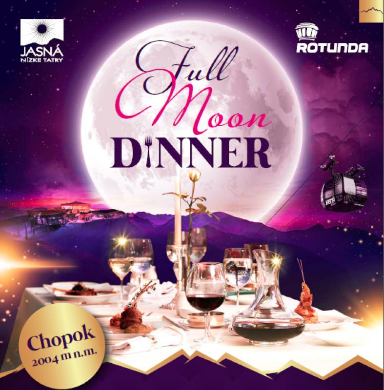Obrázok: Full Moon Dinner - 12.03.