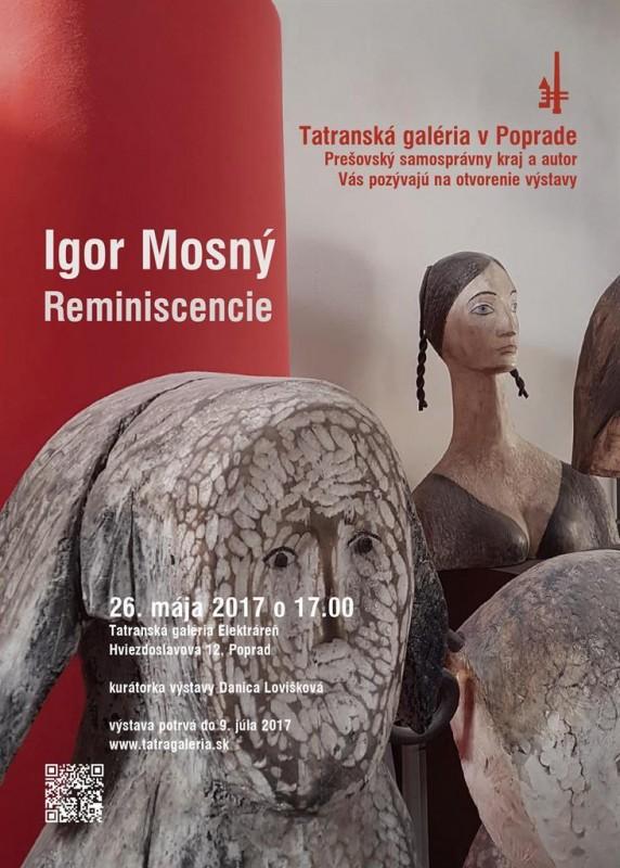 Obrázok: Igor Mosný - Reminiscencie