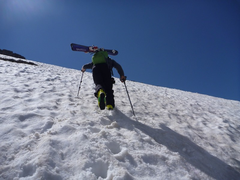 Obrázok: Pod Chopkom budú pretekať skialpinisti