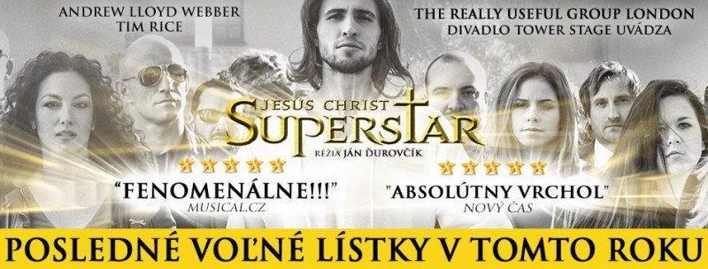 Obrázok: Jesus Christ Superstar