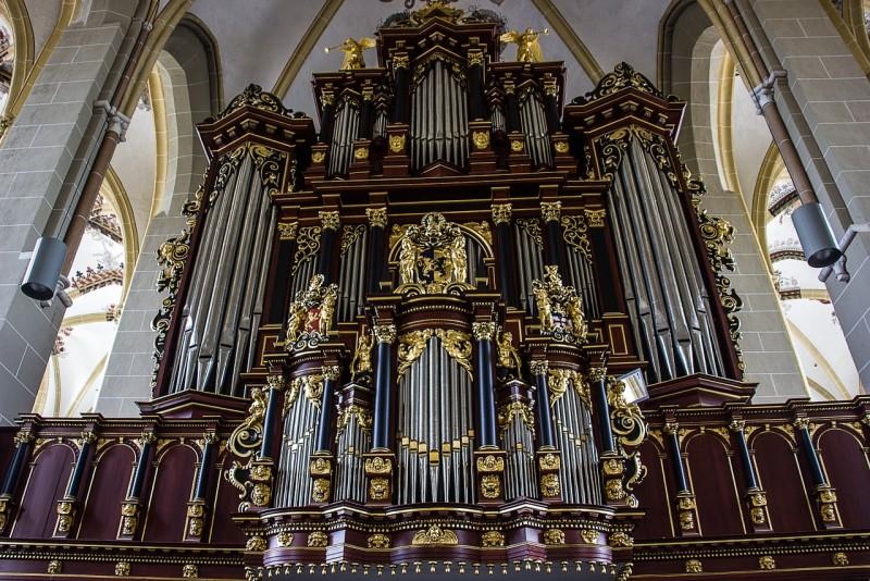 Obrázok: 46. medzinárodný organový festival Ivana Sokola