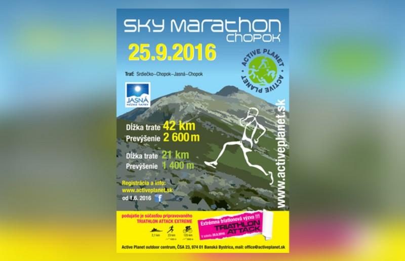 Obrázok: Sky Marathon Chopok 2016