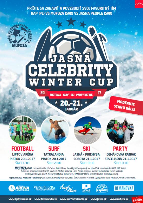 Obrázok: Jasná Celebrity Winter Cup