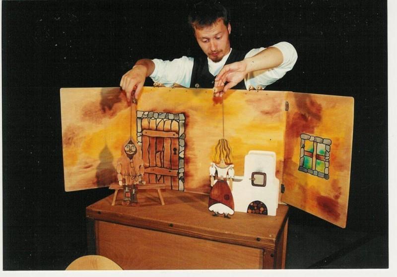 Obrázok: Kráľ Drozdia brada / divadlo Babadlo z Prešova