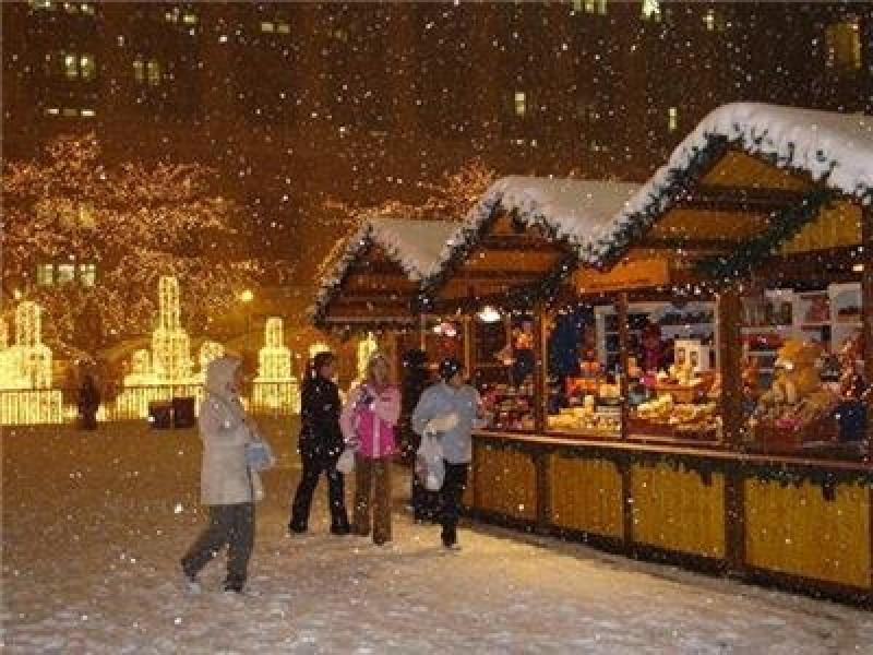Obrázok: Zimné smokovecké trhy