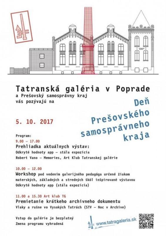 Obrázok: Deň Prešovského samosprávneho kraja