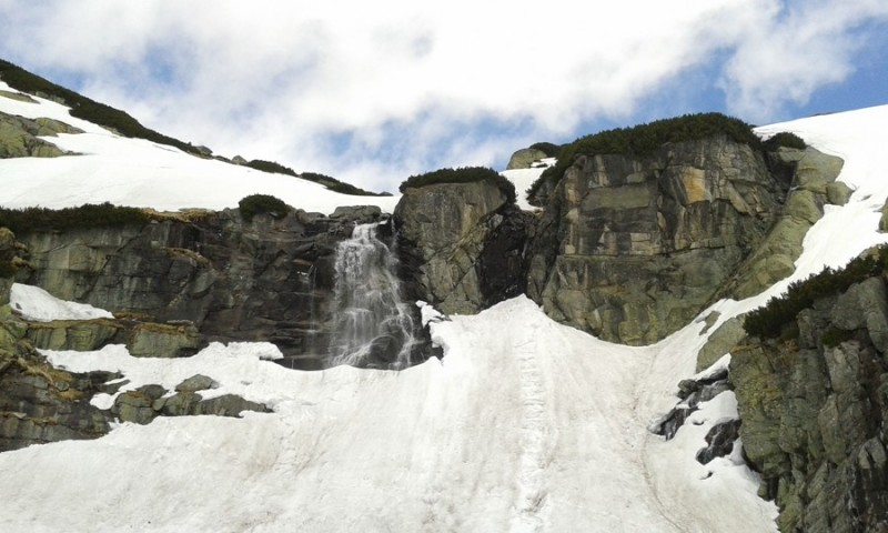 Obrázok: Túra k Vodopádu Skok