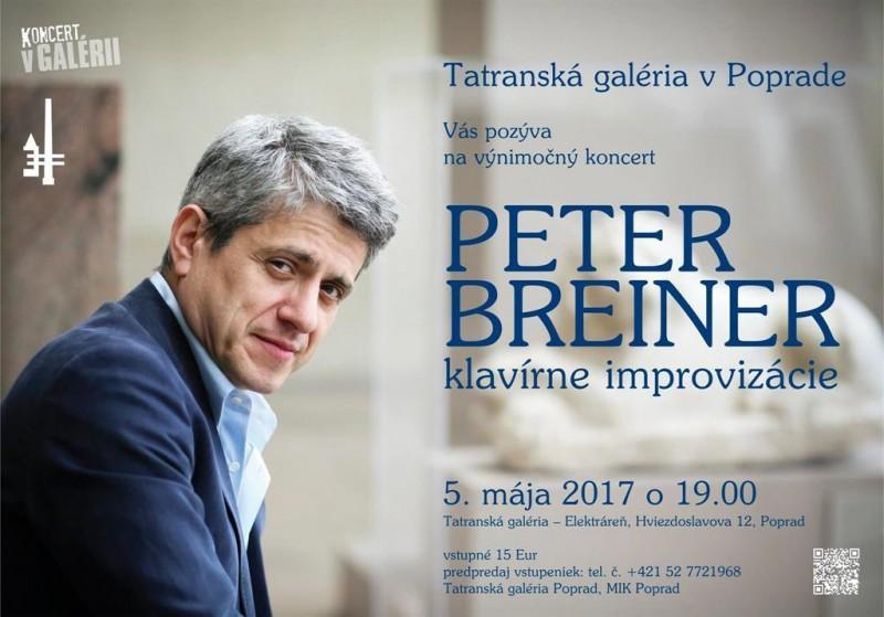 Obrázok: Peter Breiner - klavírne improvizácie