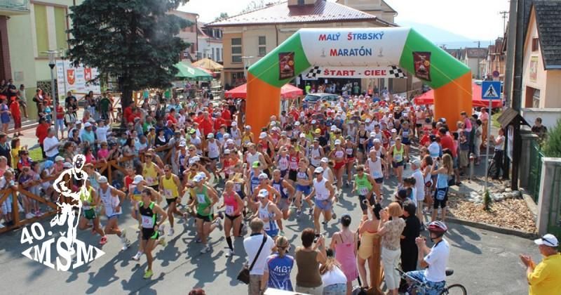 Obrázok: Malý štrbský maratón - 40. ročník