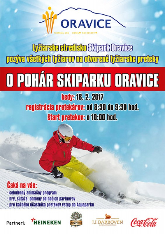 Obrázok: O pohár Skiparku Oravice