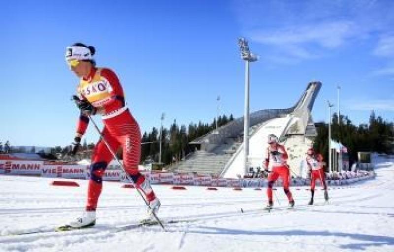 Obrázok: Štrbské Pleso privíta účastníkov 44. ročníka Tatranského pohára v behu na lyžiach