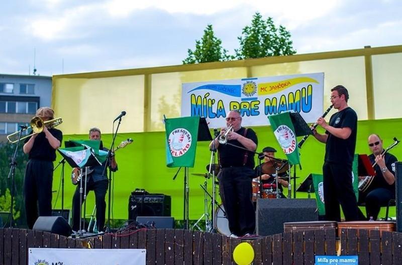Obrázok: Prešovský Dixieland