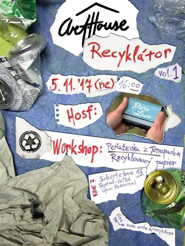 Obrázok: ArtHouse Recyklátor vol. 1