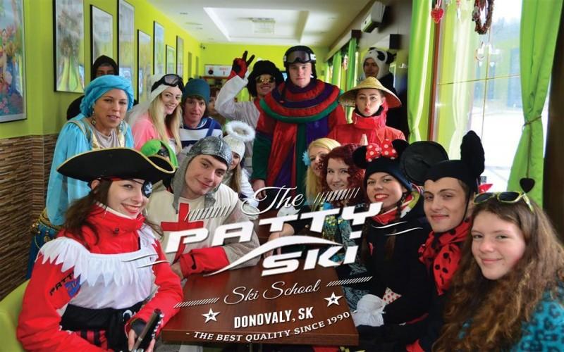 Obrázok: Fašiangový karneval