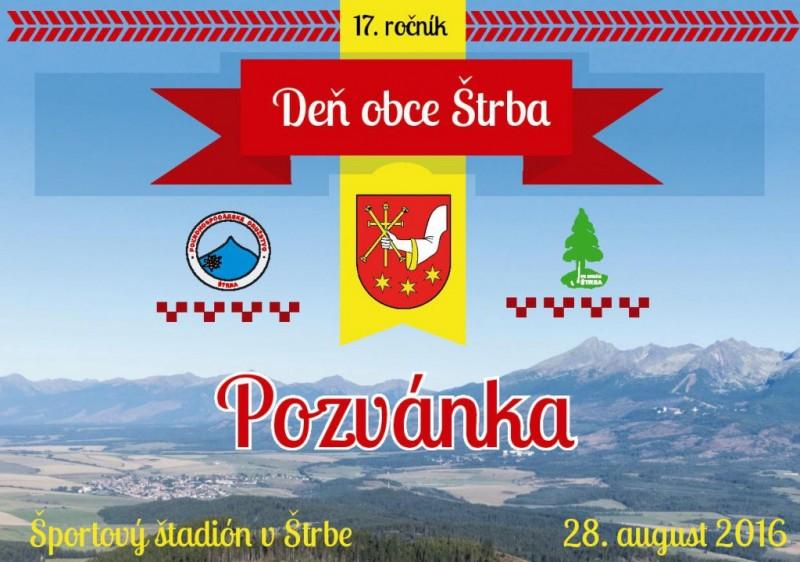 Obrázok: Deň obce Štrba
