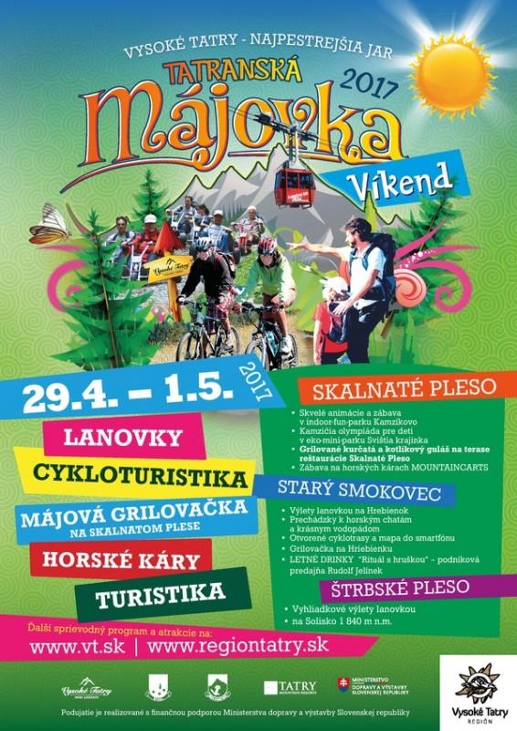 Obrázok: Tatranská májovka