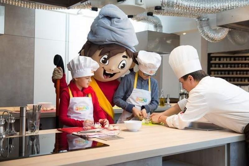 Obrázok: Detský kurz varenia vo FOODIE