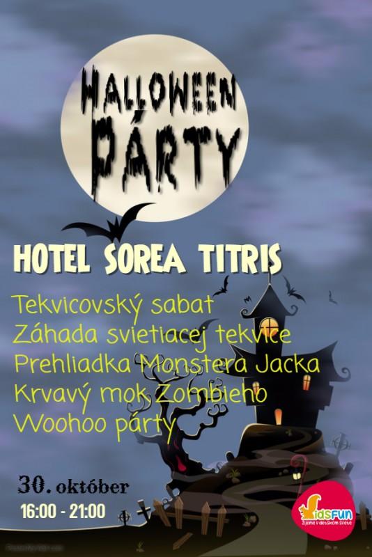 Obrázok: Halloween Párty v Hotel Sorea Titris - 30.10.