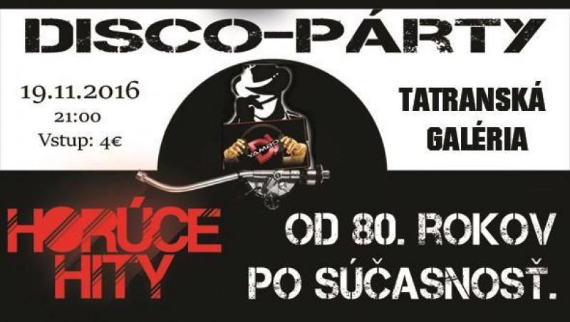 Obrázok: DISCO - PARTY