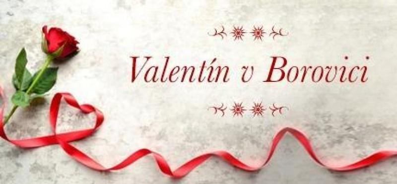 Obrázok: Romantický Valentín v Borovici