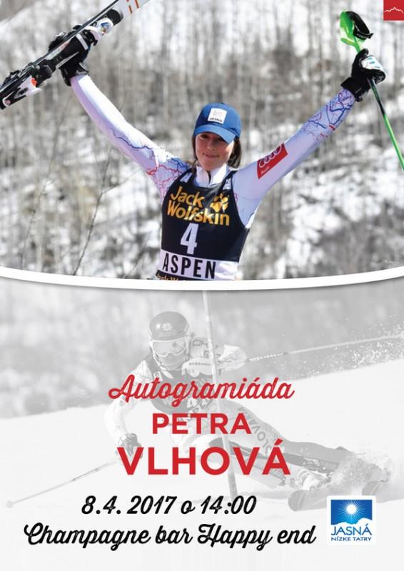 Obrázok: Autogramiáda Petry Vlhovej