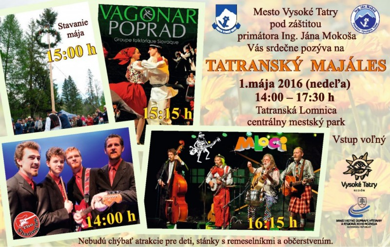 Obrázok: Tatranský majáles
