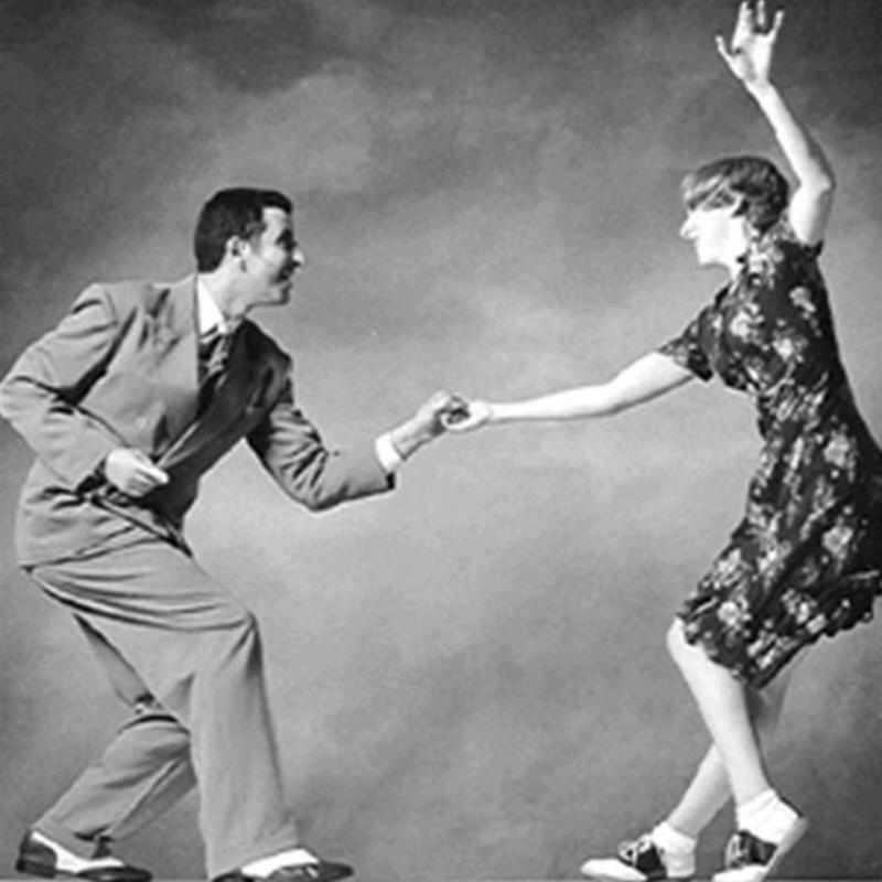 Obrázok: Electroswing - swing tancovačka